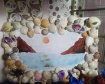 Делаем поделки из морских ракушек своими руками