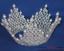 Как сделать корону своими руками: интересные идеи
