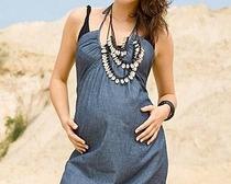 Летний сарафан для беременной