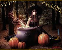 Интересные идеи на Хэллоуин: изготовление различных аксессуаров для костюма ведьмы своими руками