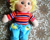 Как изготовить куклу своими руками