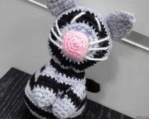 Вязаные игрушки: кот крючком. Мастер-класс