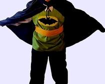 Как сшить карнавальный костюм Бэтмена