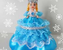 Кукла-шкатулка с сюрпризом