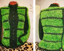 Вязание спицами для детей. Кофта своими руками