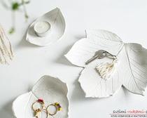 Декоративные предметы интерьера своими руками: вазочки и подсвечники из глины и гипса