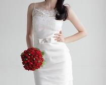 Свадебное платье футляр шьем сами