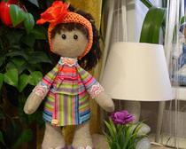 Пошив кукол: Кукла Маруся