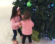 Наряды для дочки и внучки