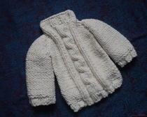 Вязание спицами для детей свитера. Свитер с косами