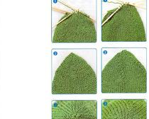 Страница 20 Вязание спицами узоры, схемы - фото и видео по вязанию спицами
