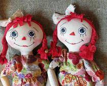 Тряпичная кукла своими руками: схема выкройки и советы по изготовлению