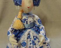 Как сделать куклу из ткани своими руками