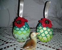 Мастер-класс: пасхальное яйцо с маками