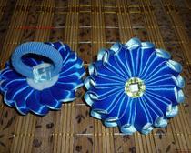 Резиночки для волос: канзаши зефиры