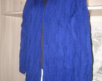 Вязание спицами: Кардиган