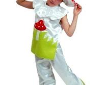 Делаем костюм «гриб» своими руками