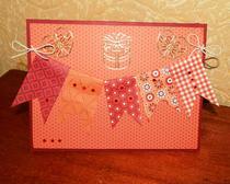 Прикольная и интересная открытка день рождения друзьям и родственикам сделанная своими руками