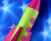 Мастерим ракету из подручных средств
