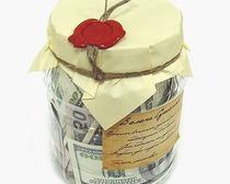 Несколько интересных подарков из денег