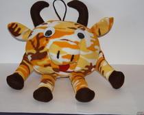 Вымышленный смешарик - мягкая игрушка из флиса