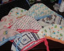 Построение выкройки чепчика для новорожденных и пошив