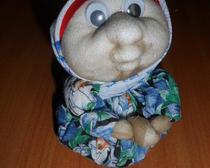 Чулочная кукла: Хозяюшка-Благополучница