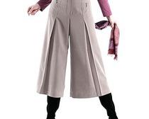 Практичная и удобная юбка-брюки