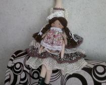 Кукла Тильда красавица