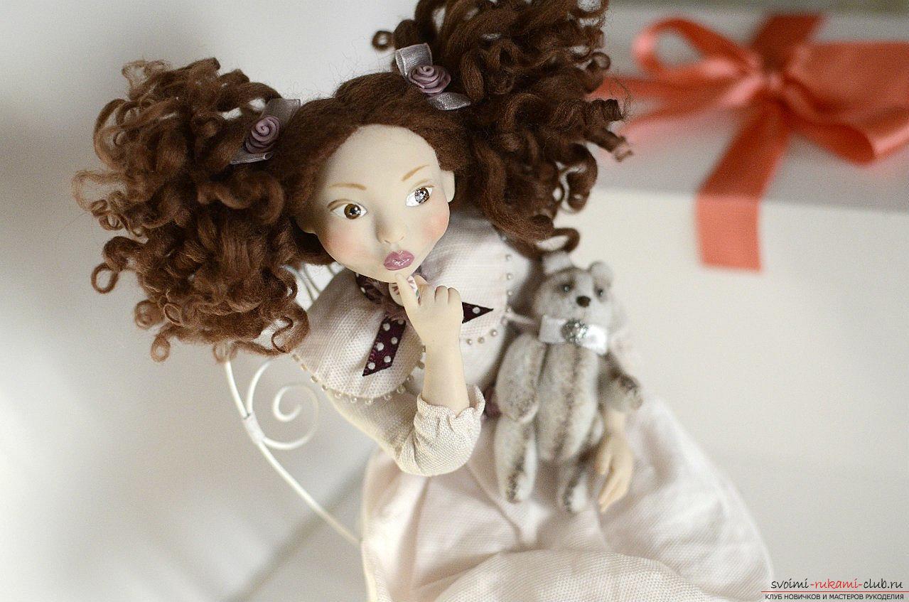 Аксессуары для кукол своими руками без глины