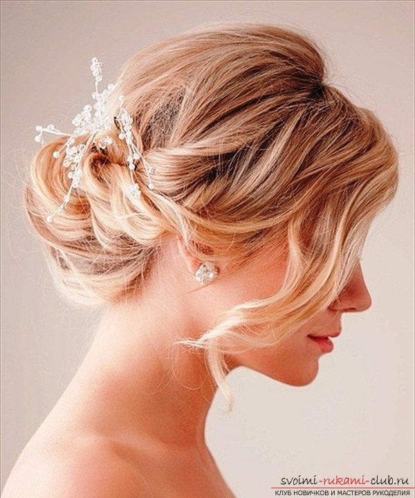 свадебные прически на жидкие волосы
