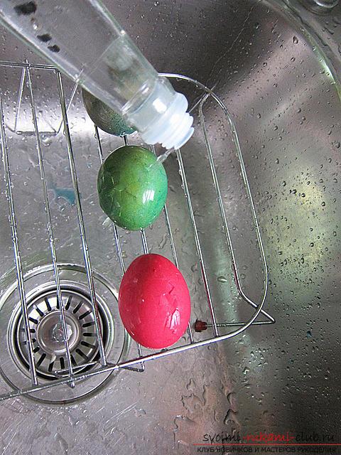 Пасхальные поделки, поделки к Пасхе своими руками, поделки к Пасхе для деток, как украсить пасхальное яйцо своими руками, праздничный декор, пасхальные композиции, пасхальные наддверные венки.. Фото №10