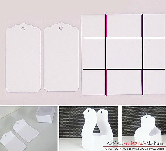 Подарочная упаковка своими руками, как изготовить подарочную упаковку, ее схема и пошаговое описание работы