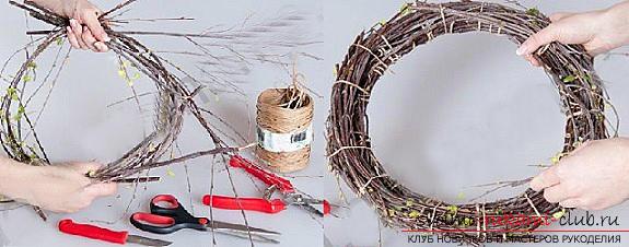 Пасхальные поделки, поделки к Пасхе своими руками, поделки к Пасхе для деток, как украсить пасхальное яйцо своими руками, праздничный декор, пасхальные композиции, пасхальные наддверные венки.. Фото №23