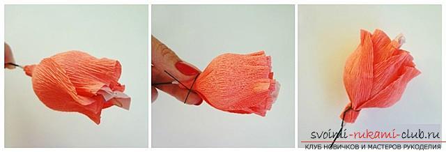 Как сделать букет из конфет своими руками, несколько подробных мастер классов в стиле свит-дизайна, пошаговые фото и подробное описание работы. Фото №29