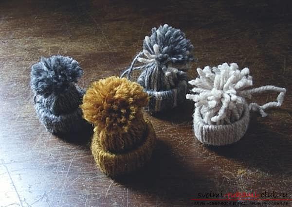 Как сделать елочные игрушки: шары, снежинки и многое другое своими руками, мастер классы по созданию новогодних елочных игрушек с пошаговыми фото и описанием. Фото №21