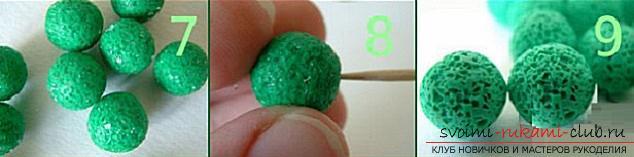 Как создать браслет из полимерной глины своими руками, мастер класс с фото.. Фото №9