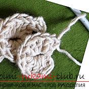 Как связать шаль крючком, мастер класс с фото и описанием, рекомендации по созданию шалей.. Фото №8
