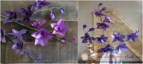 Цветы своими руками, как сделать цветок из бумаги своими руками, цветы из гофрированной бумаги, советы, рекомендации, пошаговая инструкция выполнения.. Фото №14