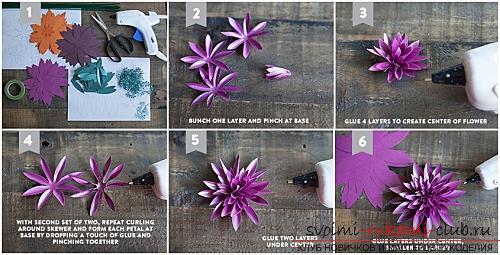 Корзина с цветами из цветной бумаги своими руками пошаговая инструкция