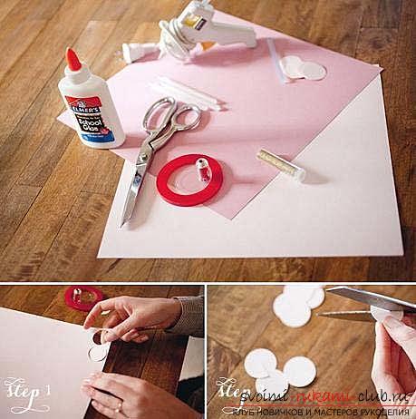 Цветы своими руками, как сделать цветок из бумаги своими руками, цветы из гофрированной бумаги, советы, рекомендации, пошаговая инструкция выполнения.. Фото №10