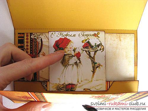 Подставки под открытки своими руками