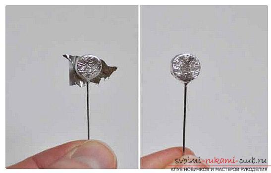 Как сделать перламутровые сережки своими руками? Рукоделие из полимерной глины