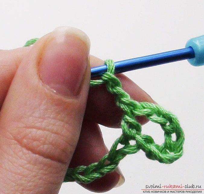 Техника филейного вязания своими руками - урок для начинающих мастеров