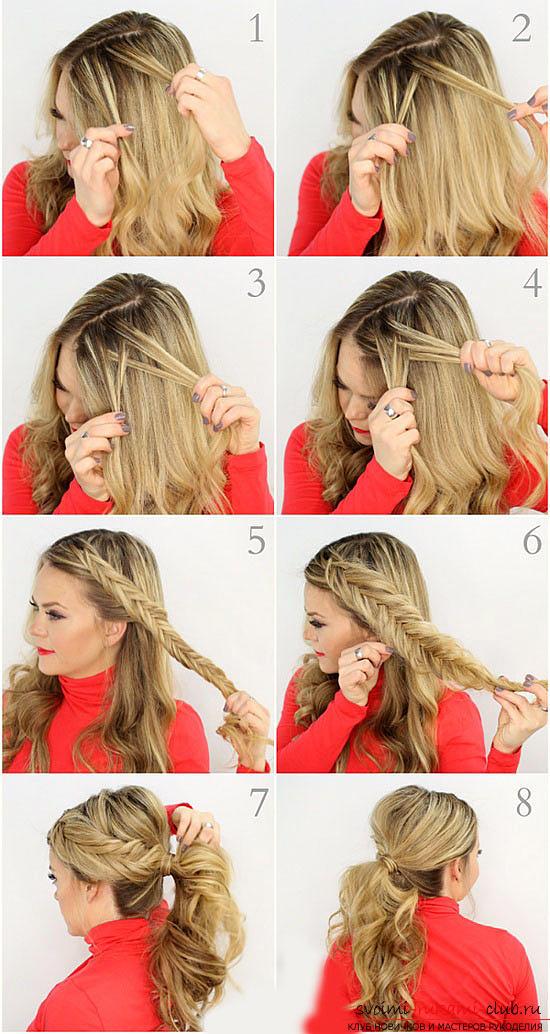 как сделать косу для ловли толстолобика