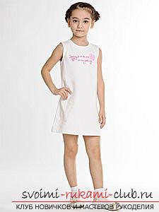 Сделать простую выкройку платья для девочки своими руками, используя пошаговую инструкцию с фото и описанием