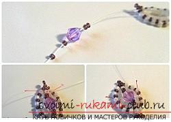 Как плести из бисера, уроки с пошаговыми фото создания красивых браслетов для начинающих, советы и инструкции по бисероплетению