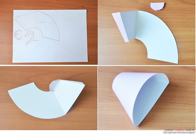Как сделать красивую подделку из бумаги