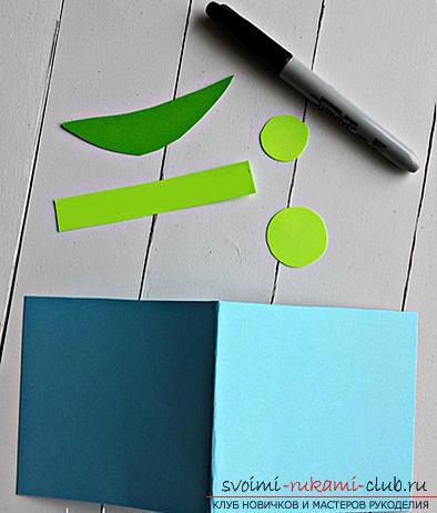 Поделки из бумаги для детей младшего возраста, бесплатные мастер-классы по созданию подарков из бумаги на 8 марта, советы и поэтапные фото.. Фото №13