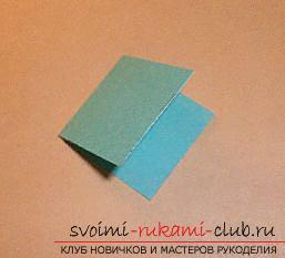 Бесплатные мастер классы по созданию модульных шаров оригами, пошаговые фото и описание.. Фото №48